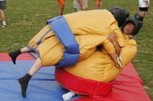 combat de sumo pour adultes