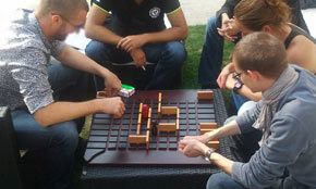 jeux en bois de stratégies