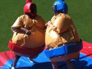 combat de sumo pour enfants