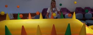 Table Airball- jeu des Balles volantes-sport animation MP
